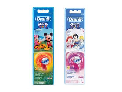 Oral-B Braun EB10-2 Kids Stages Power 1x2 4210201852261 A11017 img
