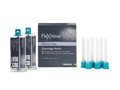 Kulzer Flexitime Heavy Tray refill 2x50ml 66002193 A11908 img