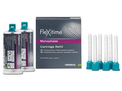 Kulzer Flexitime Monophase refill 2x50ml 66002200 A11909 img