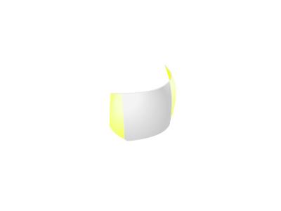 HN Matrijzen transp.5mm licht gebogen 1x100 751 A14640 img