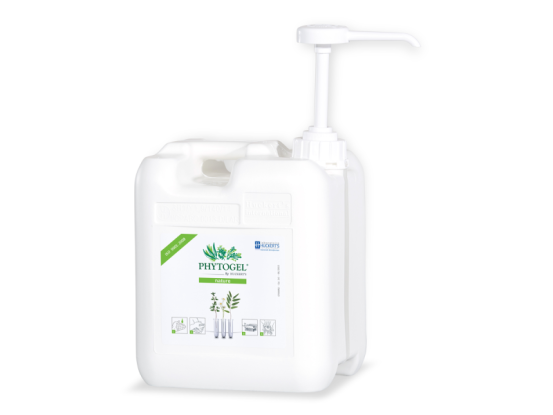 Phytogel nature zeep pomp+5l PF20112 A21147 img