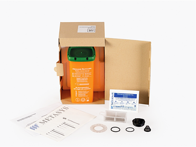 Metasys Eco-Container voor MST1 55020501 A25991 img