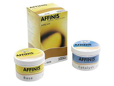 Coltène Affinis Putty Soft 2x300ml 6530 A27810 img
