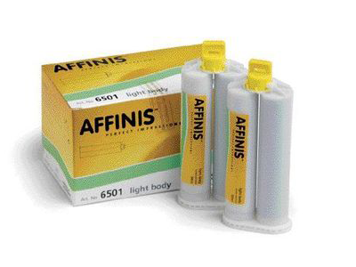 Coltène Affinis Light Body 2x50ml 6501 A27811 img