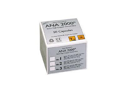 NORDISKA Ana 2000 caps. 3 spill 1x50 1173200 A30850 img
