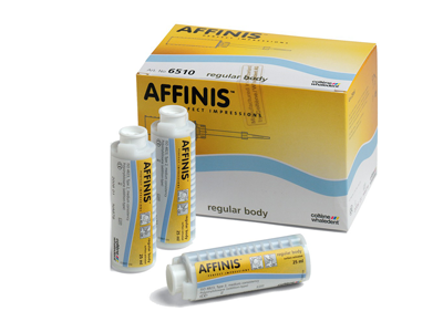 Coltène Affinis Regular Body 4x25ml 6510 A31676 img