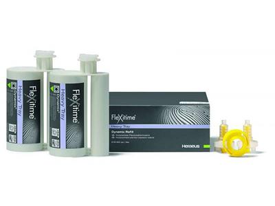 Kulzer Flexitime Dynamix Heavy Tray Refill 2x380ml 66035992 A32299 img