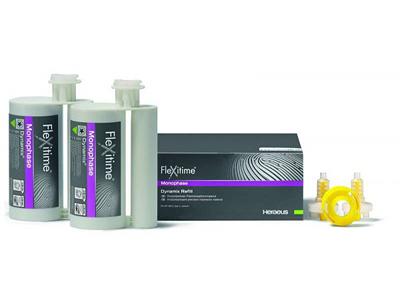 Kulzer Flexitime Dynamix Monophase Refill 2x380ml 66035993 A32376 img
