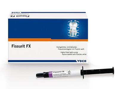 Voco Fissurit FX 2x2,5g syringe 1181 A34733 img