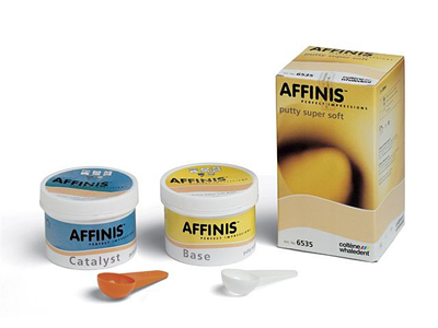 Coltène Affinis Putty Super Soft 2x300ml 6535 A35608 img