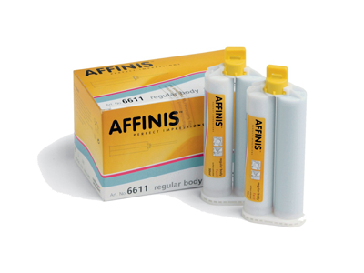 Coltène Affinis Fast Regular Body 2x50ml 6611 A37631 img
