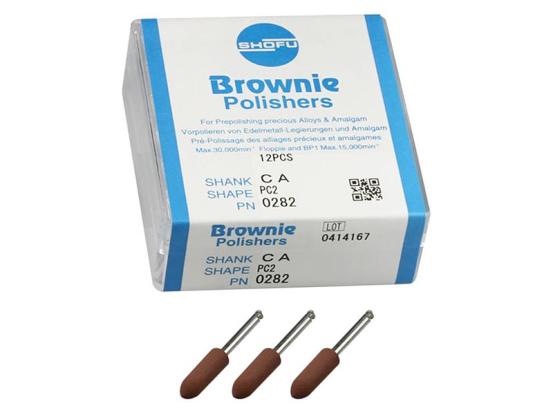 Shofu Brownie Polishpoints RA 1x12 282 A38941 img
