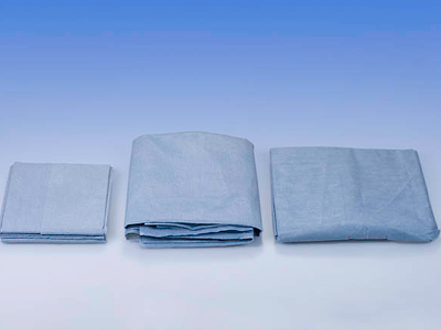 Omnia surgical drape 67x75cm 1x25 12.T1750.00 A39203 img