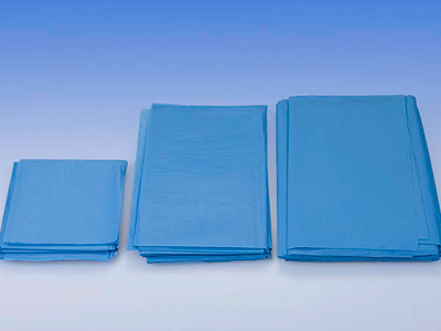 Omnia surgical drape 50x75cm 1x100 12.T1386.00 A40748 img