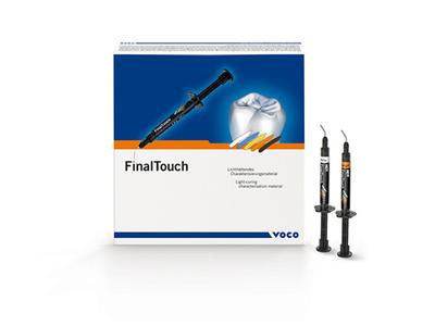 Voco FinalTouch set spuit 5x1,5g 2321 A40751 img