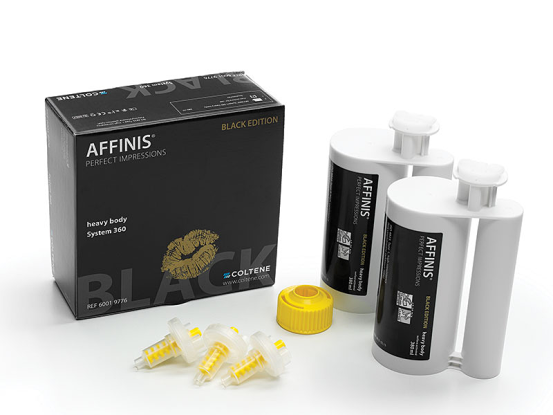 Coltène Affinis Heavy body Black Edition 60019776 A41155 img
