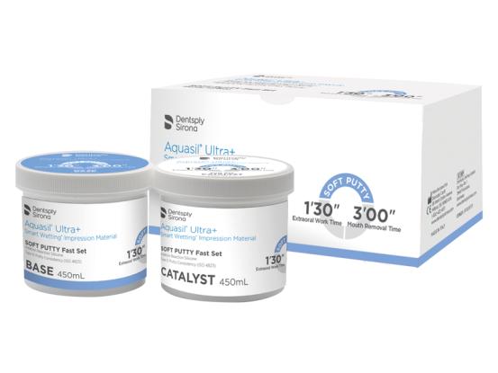 Dentsply Aquasil Ultra+Soft Putty FS 2x450ml 678620 A41776 img
