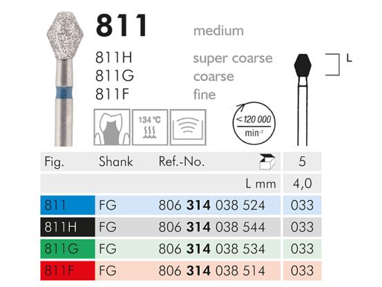 ME FG 811-033 diamantinstrument 1x5 806314038524033 1120 img