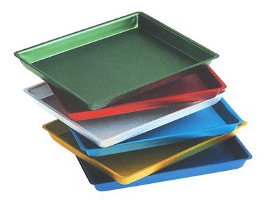 Nichrominox aluminium schaal 20x15 grijs 181480-1 317 img