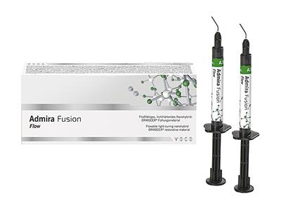 Voco Admira Fusion Flow syringe 2x2g A1 2818 715 img