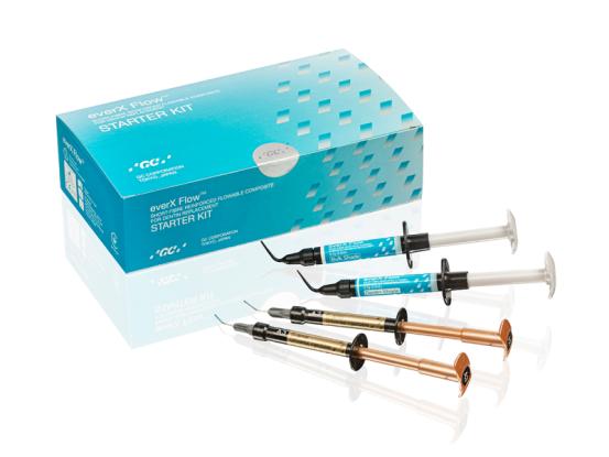 GC EverX Flow + G-aenial univ. inject. starter kit A42714 img