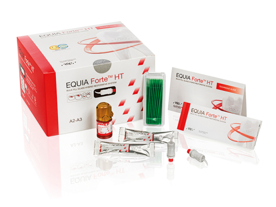 Equia Forte HT promo pack 889 img