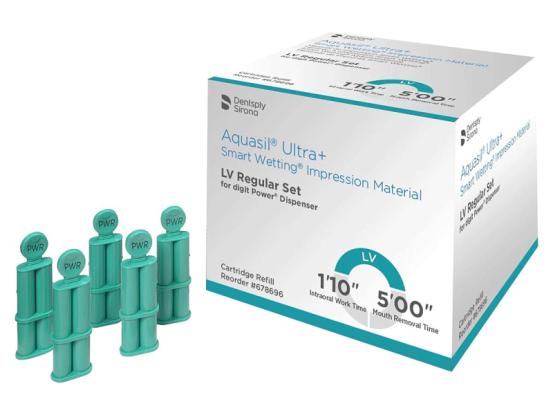 Dentsply Aquasil Ultra+LV digit PowerCartridge RS A41936 img