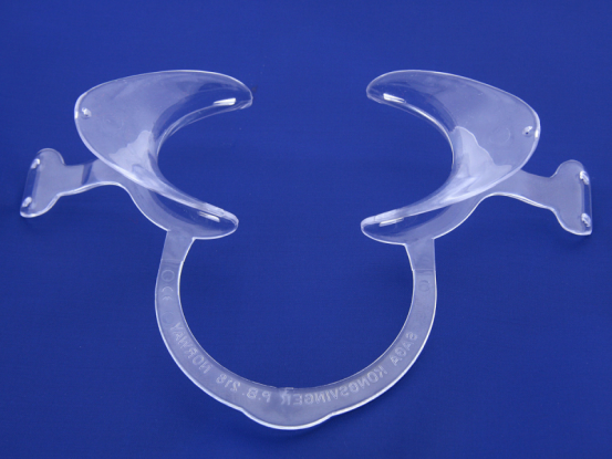 Nichrominox Double Check Retractor small A41848 img