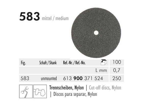 ME RA 9503V polijstpunt elast. gemont. 1x5 A29202 img
