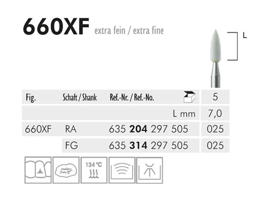 ME HP 9503P polijstpunt 1x5 A39367 img