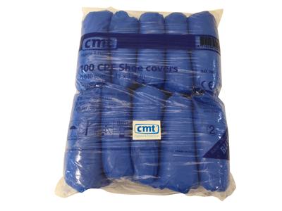 CMT Sur-chaussures PE 41x15cm bleu 1x100 A43759 img