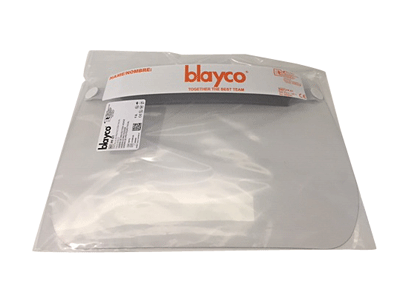 Blayco Face Shield 1x1 A43747 img