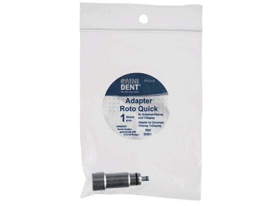 Omnident adapter v.spray Roto Quick 50001 A36502 img