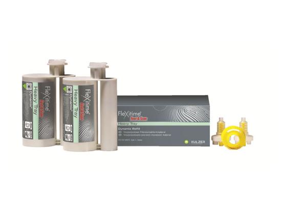 Kulzer Flexitime Fast&Scan Dyn. Heavy Tray 2x380ml 66045755 A43816 img