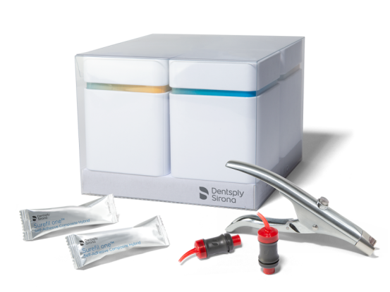 Dentsply Surefil one caps Intro Kit A44040 img