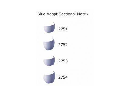HN Adapt blue Sectional Matrijzen 6,5mm 1x100 1845 img