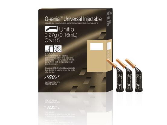 GC G-aenial Univ. Injectable unitip XBW 15x0,27g 1900 img