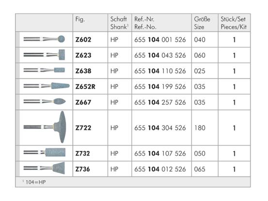 ME 2670 Zircon Master kit A40315 img