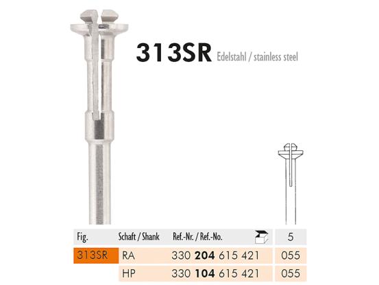 """313 SR mandrels for """"Moore"""" discs 1698 img"""