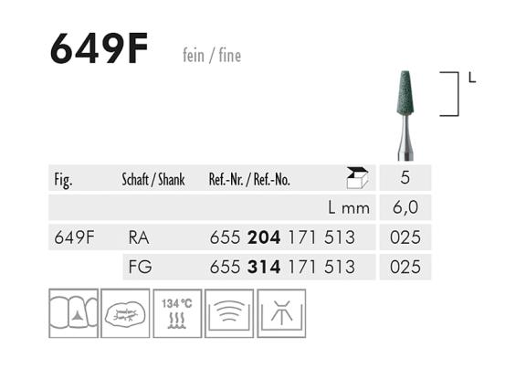 649 F slijppunt (green, fine) 1707 img