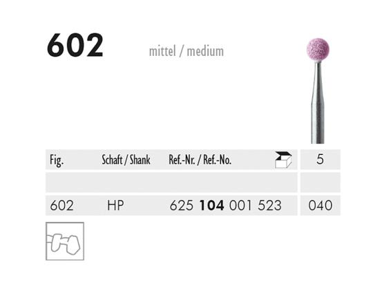 ME HP 602 slijppunt gemont.roos 1x5 A20240 img