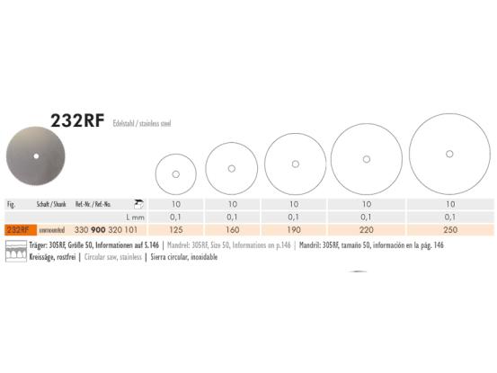 ME 232RF-190 staalinstr.cirkelzaag 1x10 1676 img