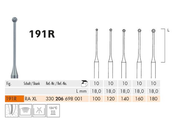 """ME RAXL 191R-100 pulpakamerboor """"Muller"""" 1x10 1680 img"""