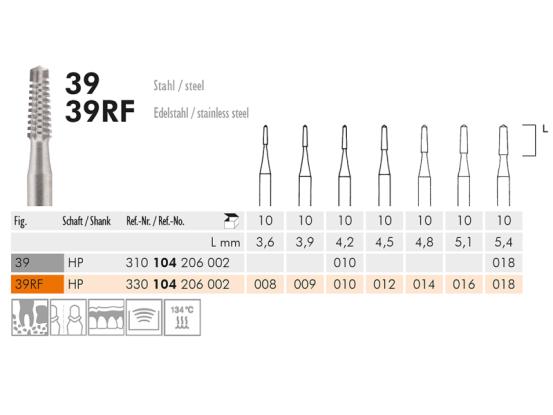ME HP 39RF-014 chirurgische boor 1x10 1708 img