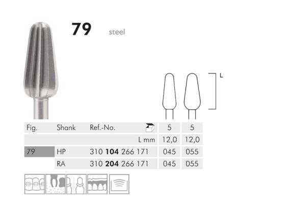 ME RA 79-055 staalfrees 1x5 1653 img
