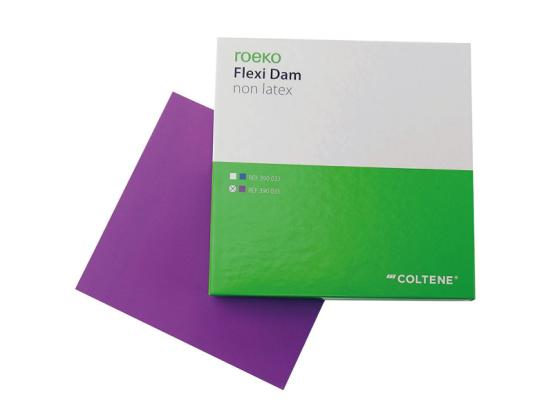Roeko Flexi-dam Non-Latex purple 152x152mm 1x30 A36136 img