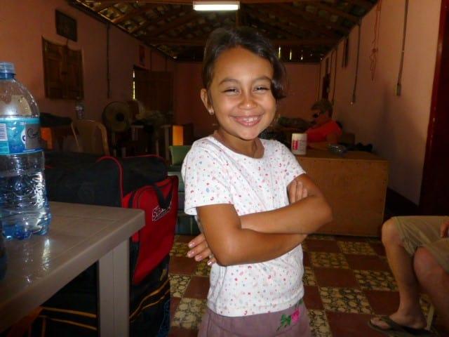 Naomi - 8 years of age, El Chaparral