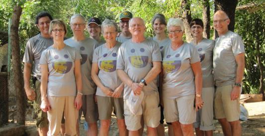Winter 2015 DFA – Nicaragua Group 2 Update