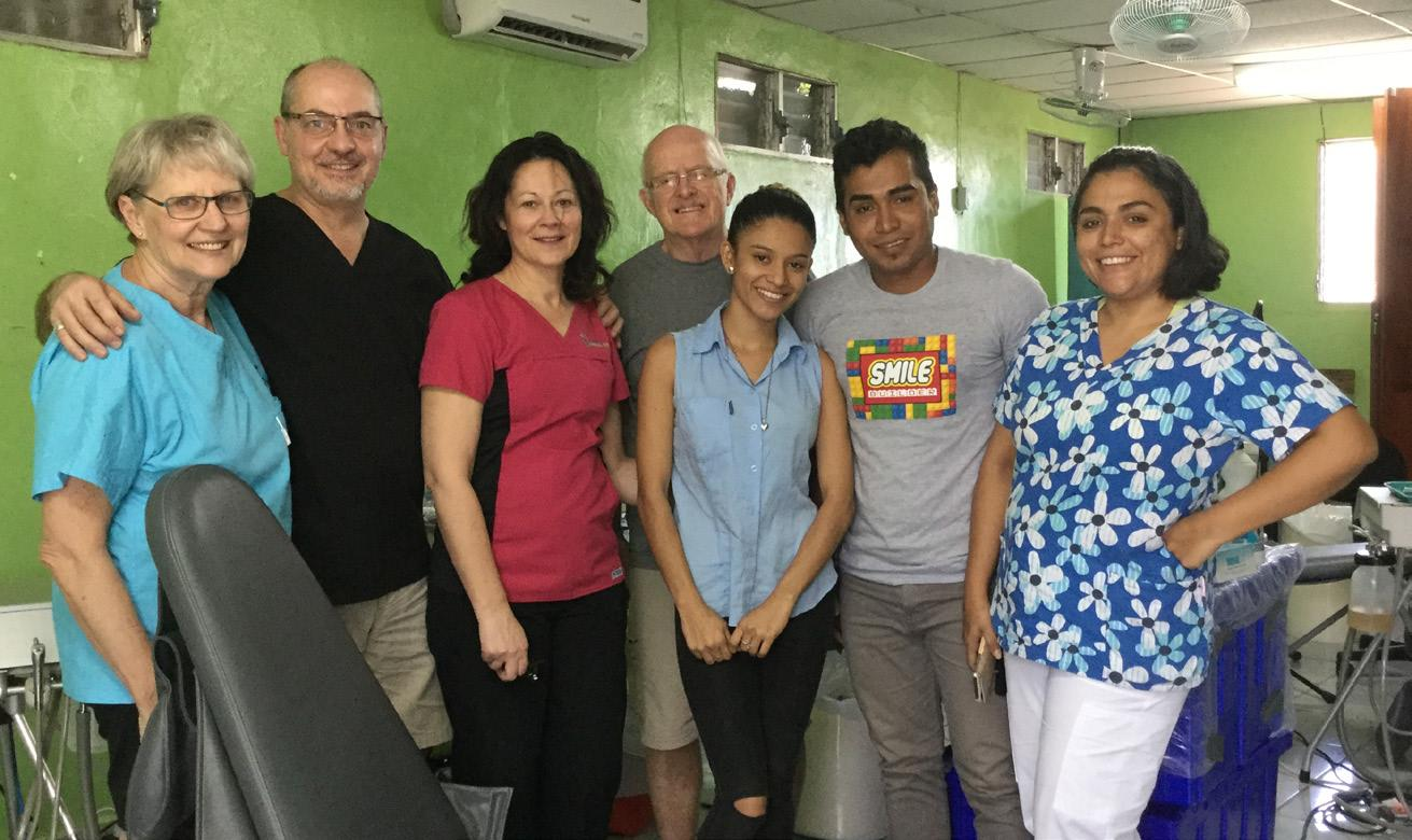 Managua Trip Report 2018