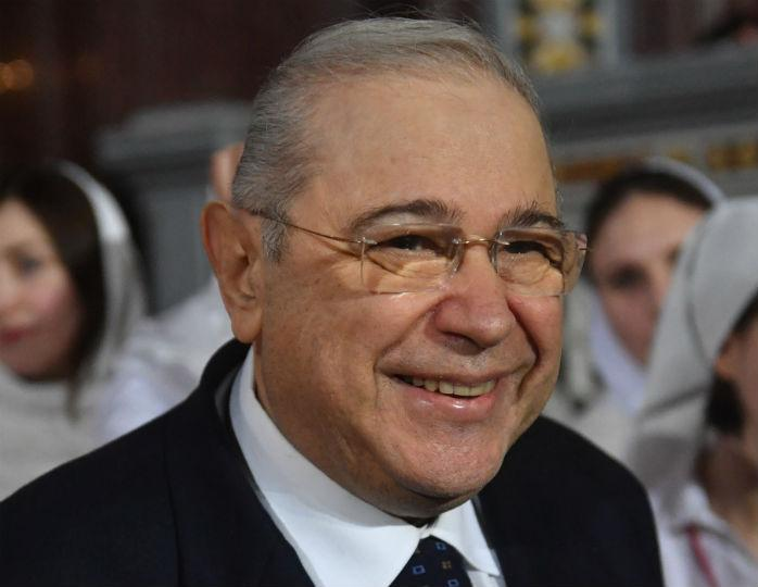 Евгений Петросян получил «приказ» о продлении карантина до сентября